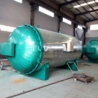 日通机械    硫化罐系列  电加热硫化罐  电加热硫化罐厂家