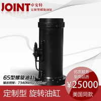 工程机械 摆动油缸 可定制 油缸65型号 螺旋油缸