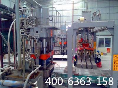 铭泽机械 全自动环保砖机节能减排环保砖机养护周期短