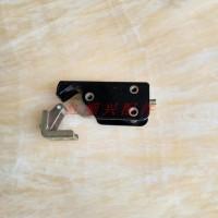 供应HSXPJ烤箱专用门锁HS-120-1机械防爆门锁  可调压力式碰锁 红顺兴门锁 烤箱门锁