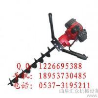 加工定做便携式挖坑机,果园植树汽油挖坑机械  的挖坑机规格型号-09