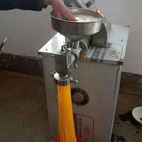 森恒大 型自熟玉米面条机 多功能冷面机米线机食品 加工设备厂家