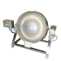 厂家直销四川米豆腐加工设备 糍粑蒸煮锅 食品机械夹层锅可控温