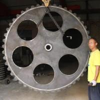 来图加工 非标大节距链轮 找宝山机械 产品齐全,品质保证