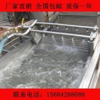 厂家直供 蔬菜清洗机 高压气泡清洗机 多功能清洗机加工设备
