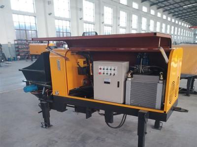 高卓机械    混凝土输送泵  二次构造泵  细石混凝土泵  厂家直销