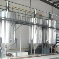 宏旺 精炼油设备厂家 亚麻籽油精炼设备 亚麻油精炼加工设备