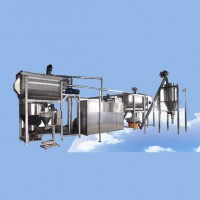研一 山东水溶肥生产设备 全自动生产效率高 肥料加工设备
