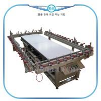 供应YOUCHENG机械式绷网机,电动拉网机,高张力高密度拉网机