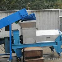 生活垃圾压缩脱水螺旋压榨机、象壳脱水机、固液分离机尽在天众机械