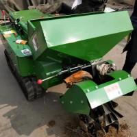 电启动履带式深耕机 开沟施肥开沟机 爬坡上山耕地机科博机械