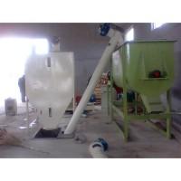海华机械 饲料粉料机组 成套饲料粉料机组 小型成套饲料粉料机组批发.