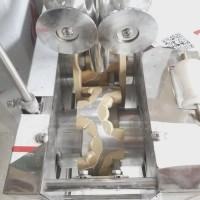 优顺150型 仿手工饺子机厂家直销      全自动饺子机        小型饺子机       全自动饺子机宏兴机械