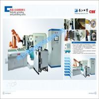 德林(DL)机械 CBB长江工业机器人自动磨抛单元 抛光打磨机器