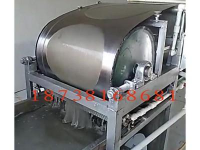 大型全自动蒸汽式绿豆粉皮机 多功能