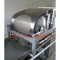 大型全自动蒸汽式绿豆粉皮机 多功能仿手工圆形凉皮机粉皮机机械