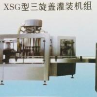 供应各种灌装机械  XSG型三旋盖灌装机  廊坊市安次区达亨机械有限公司供应
