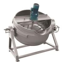 诸城宜福机械 夹层锅不锈钢立式夹层锅