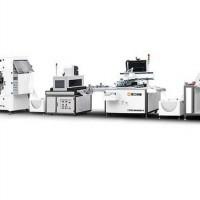 喜工机械ew5070PVC全自动丝印机,OPP全自动丝印机