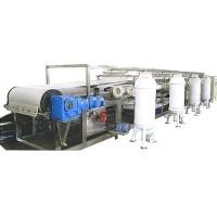 核星机械  供应: PBF连续水平真空带式过滤机  真空过滤机