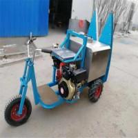 聚丰机械 果树园林专用  新款186风冷 柴油自走式  风送喷雾打药机  省时省力  三轮操作舒适 可有效降低 劳动强度