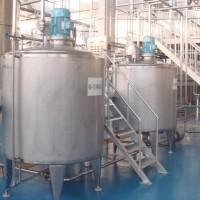 蓝晨机械 调配罐  发酵罐,乳品,奶酪,酵素加工设备,饮料生产线,乳品生产线