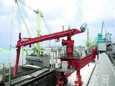 供应三一SL790T螺旋式连续卸船机港