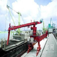 供应三一SL790T螺旋式连续卸船机港口机械