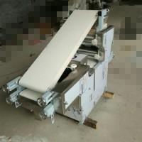 优顺120型仿手工饺子皮机厂家  饺子皮机双盛机械   自动饺子皮机