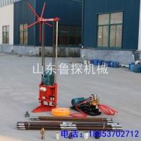 QZ-2D岩土勘察钻机 30米轻便取样钻机操作简单
