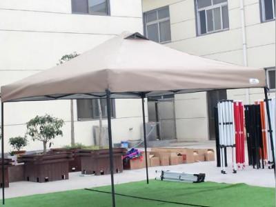 云鹏雨具展览帐篷定制车载帐篷现货直销广告帐篷印字