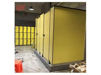 富滋雅公共卫生间隔断板屏风抗倍特防潮板材办公楼学校厂房