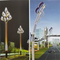山西太阳能路灯厂家  道路灯  景观灯  led道路灯