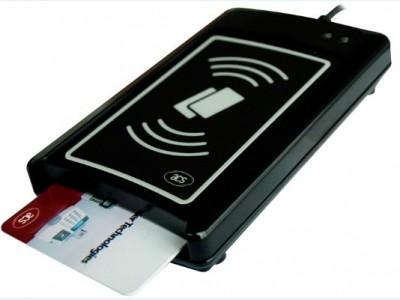 ACR1281U-C1/K1符合EMV|PBOC认证读卡器