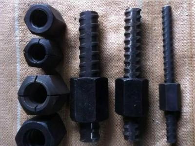 PSB930精轧螺纹钢M25抗拉抗拔锚杆锚具