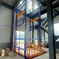 无锡链条导轨式液压升降货梯,江苏升降货梯厂家