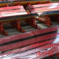水泥厂常用电动滚刷式清扫器