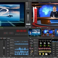 成都天狐供应LBS多机位电商直播系统 便携式VH版