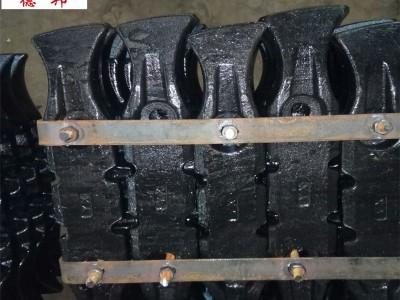 厂家直销矿用刮板输送机用牛角刮板 可定制牛角刮板