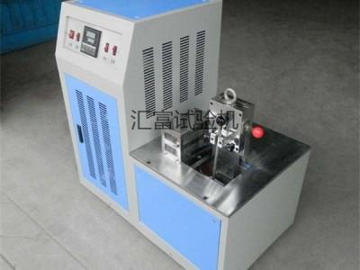 CDWJ-60橡胶低温脆性试验机 低温脆性测定仪