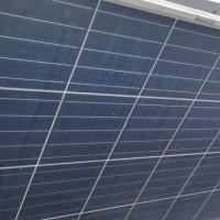 协鑫415W多晶太阳能电池板光伏发电板正A级家用户外通用组件