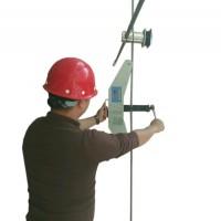 牵引钢丝绳张力检测仪 100KN手持式张紧力检测仪