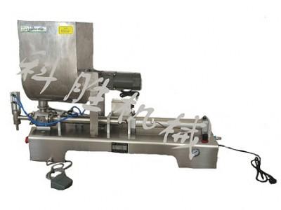 邯郸科胜辣椒酱灌装机|特产虾酱灌装生产线|河北灌装机