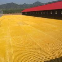 厂家直销洗车房地格栅 养殖场格栅 排水沟玻璃钢格栅板