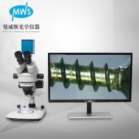 工厂直销上下光源高清晰显微镜 三目连续变倍体视显微镜