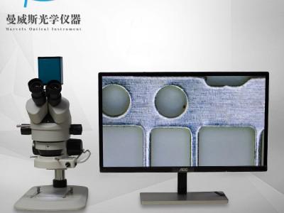 厂家直销可连续变倍拍照储存测量显微镜 三目立体显微镜