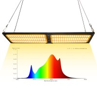 led植物生长灯301b植物培养灯240W量子板qb576
