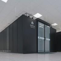 天津机房环视动画效果图制作|售楼部3D户型图设计|物体环绕