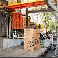 自动箱料桁架式装车机 装车机械手多少钱