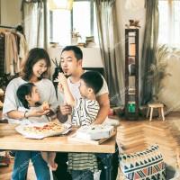 上海Rainbow儿童摄影Family story
